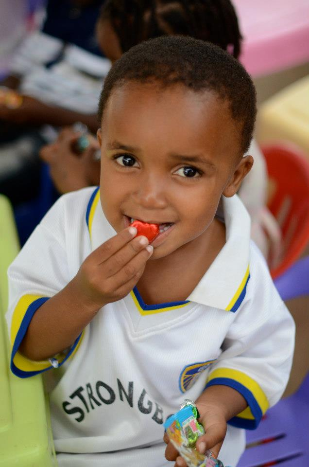 One of the many children supported by the foundation | PHOTO: Tana River Life Foundation